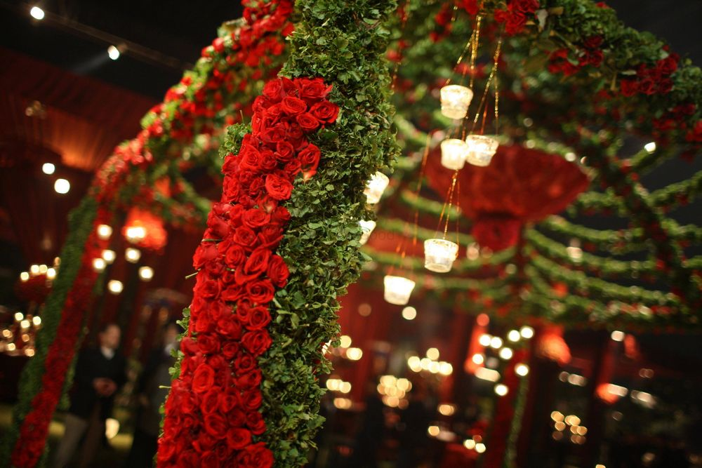 Photo From The Rose World - By Mantra Events