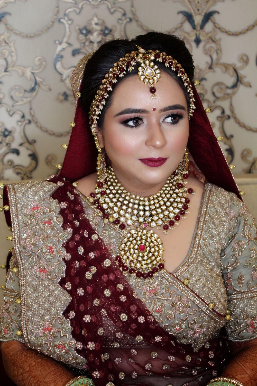Photo From Jusmeet ♥️ - By Aakriti Gandhi Makeup Artist