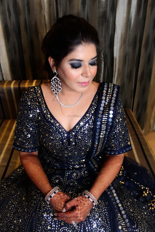 Photo From Ishita ♥️ - By Aakriti Gandhi Makeup Artist