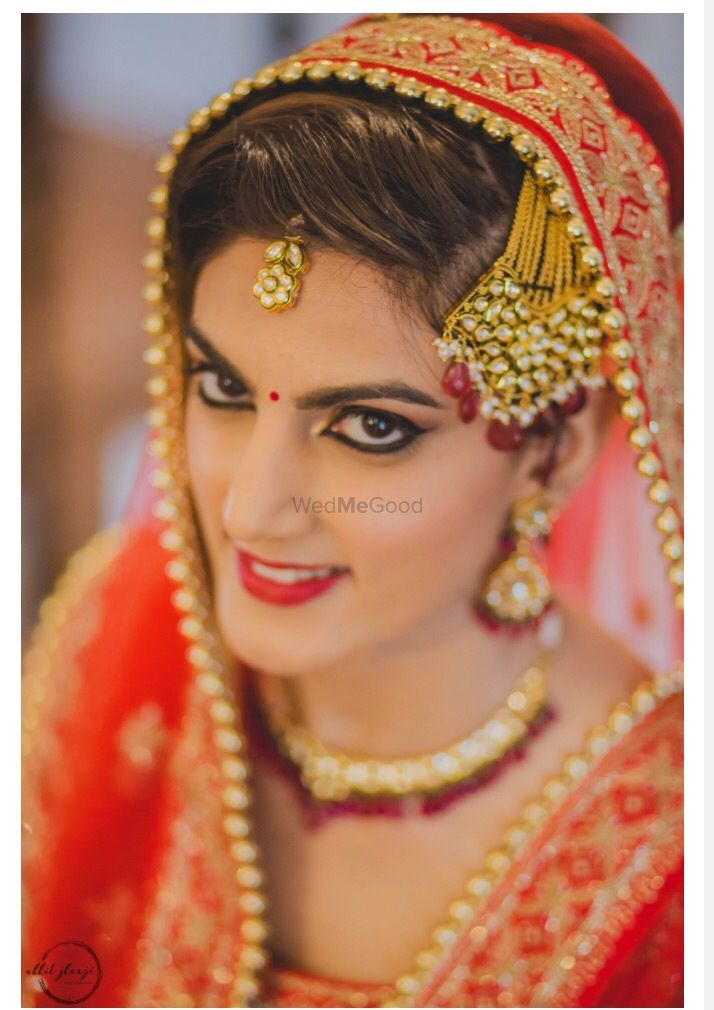 Photo From Happy brides - By Amanat Gill Makeup Artist