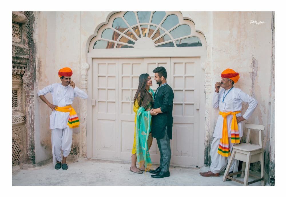 Photo From Khushboo and Deep - Prewedding  - By Picture Together