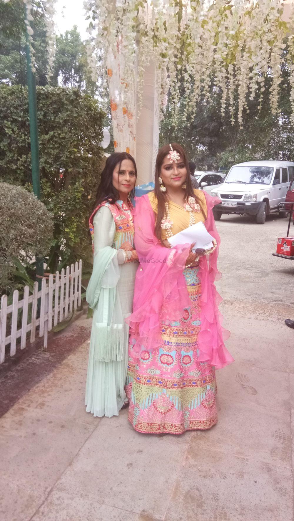 Photo From bridal mehendi at executive club chattarpur - By Shalini Mehendi Artist