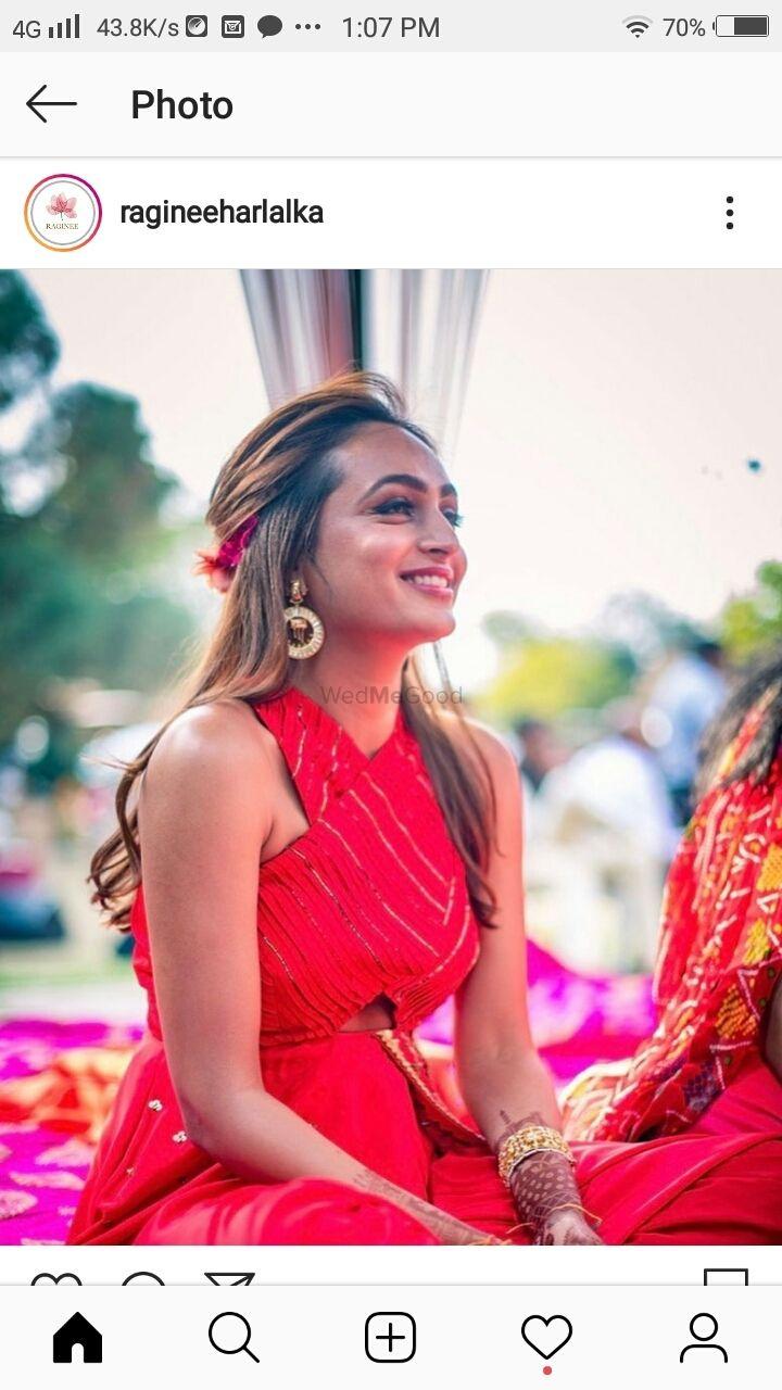 Photo From Varsha bridal mehendi at Heritage village manesar - By Shalini Mehendi Artist