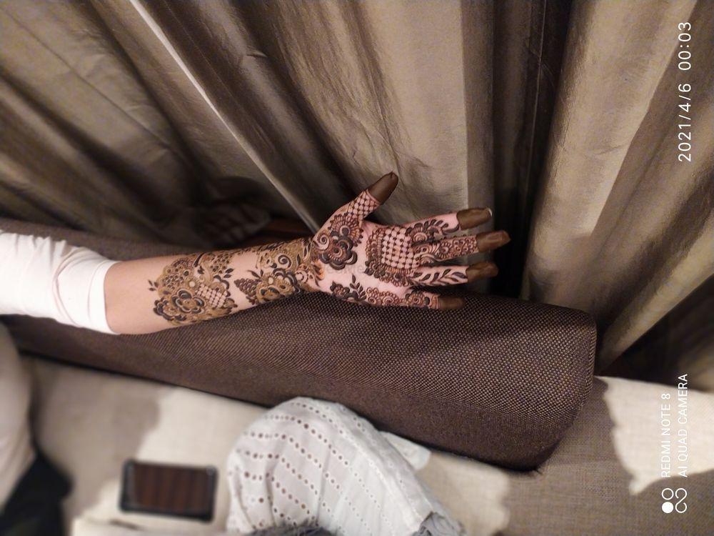 Photo From Mehandi Creation - By Jully Mehandi Designer