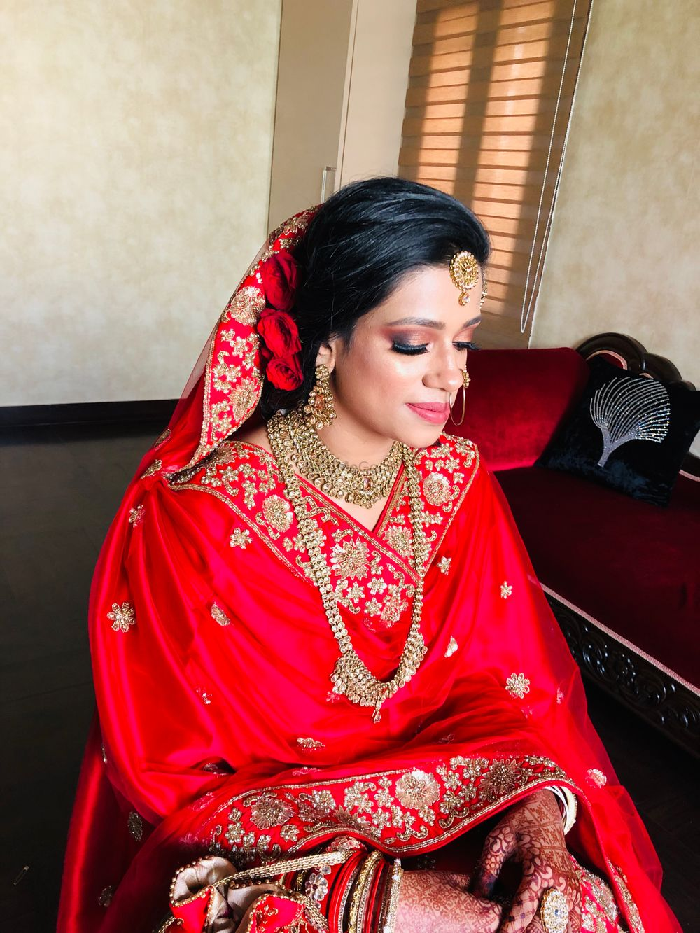 Photo From Farida on her nikkah - By Shilpas Styling Strokes