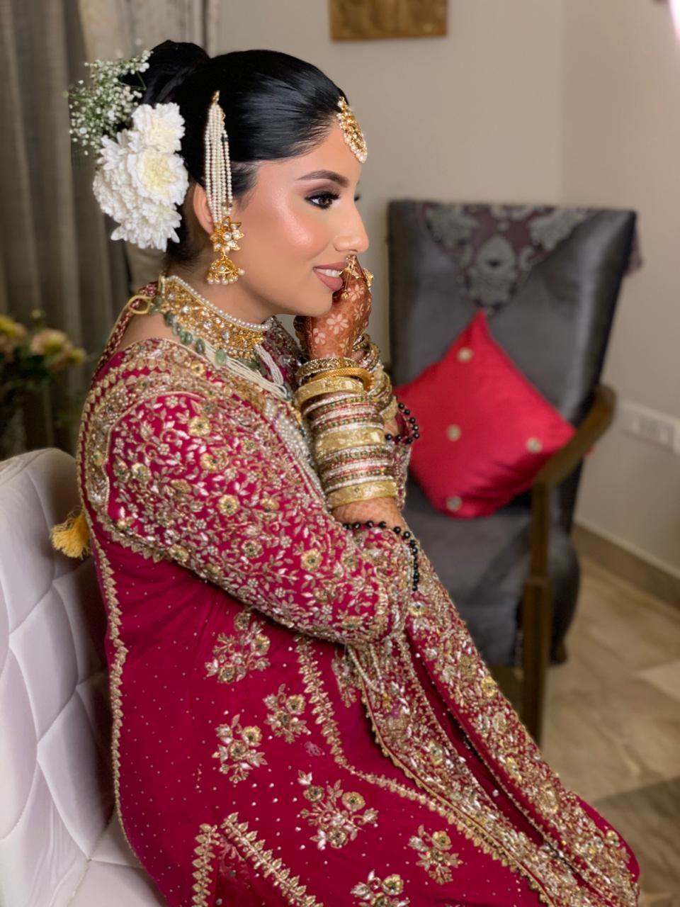 Photo From Muslim Brides - By Make-up by Afsha Rangila