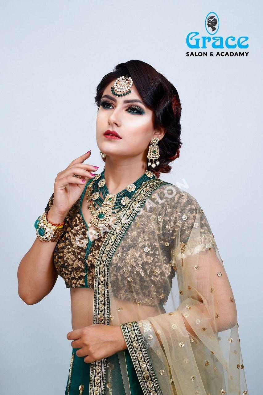 Photo From Modern Bride - By Grace Salons & Makeup Artist