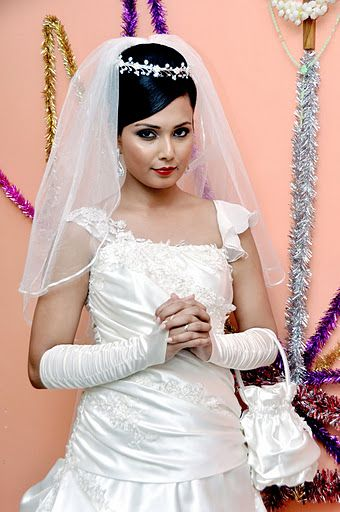 Photo From The Christian Bride_ Lynn - By Nivritti Chandra