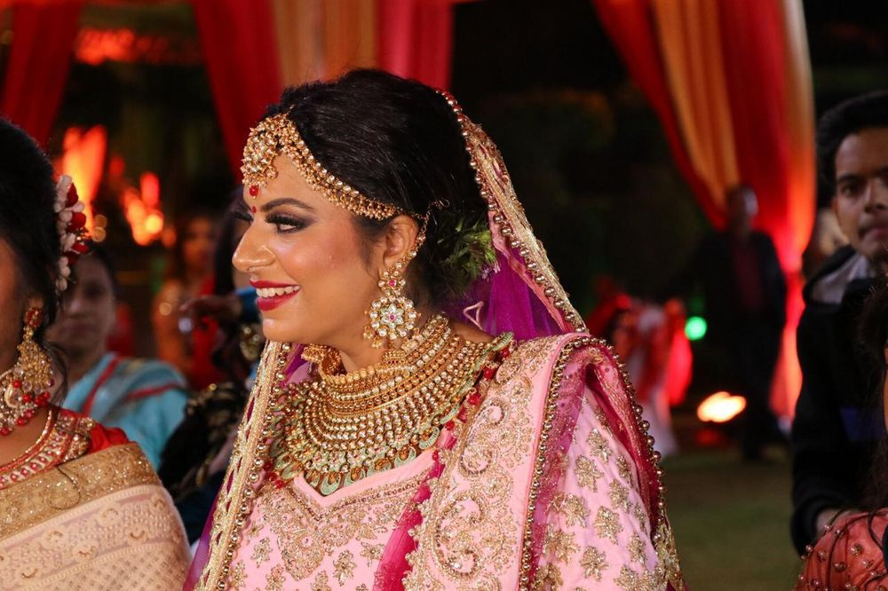 Photo From Wedding makeup - By Makeovers by Anchal