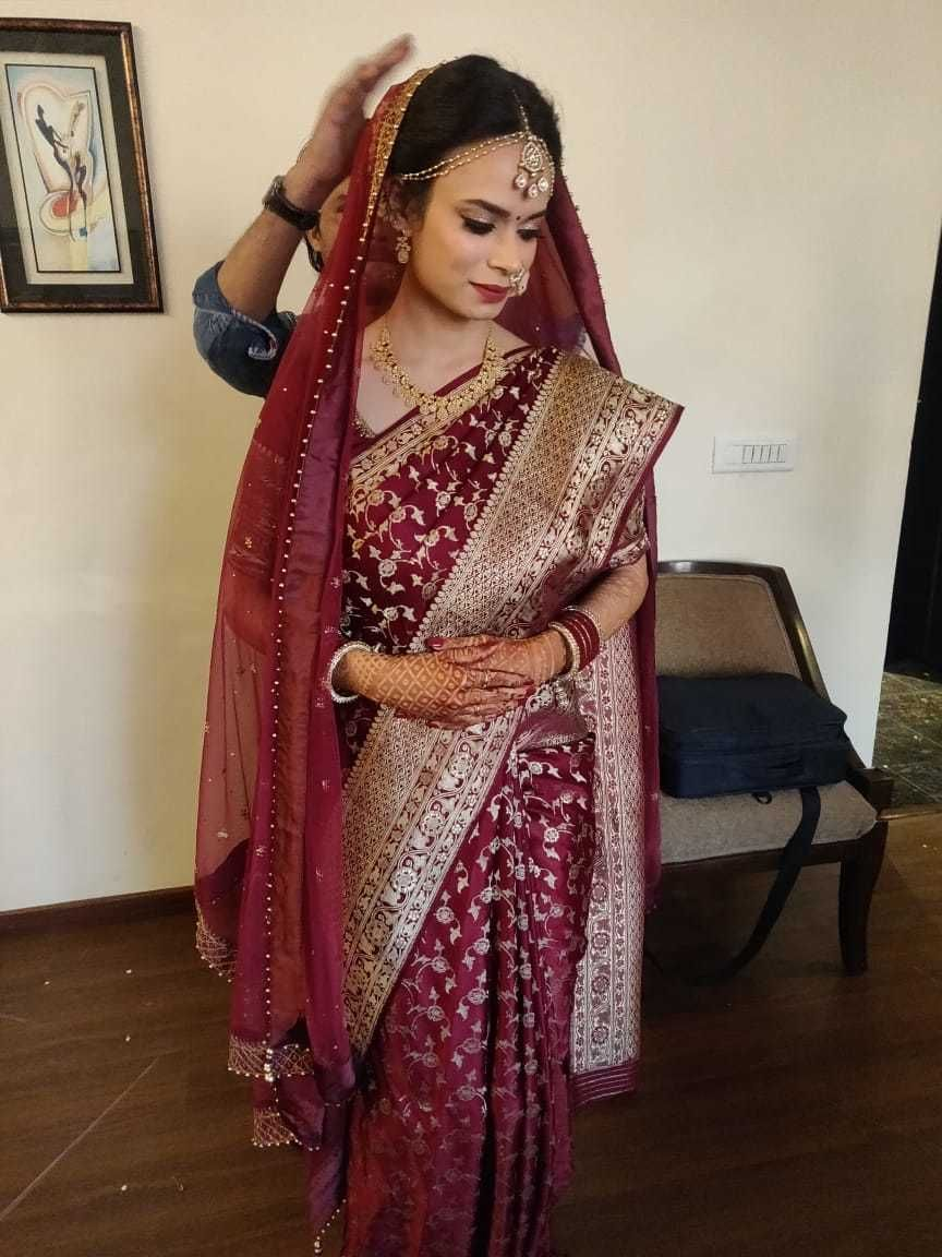 Photo From Bridal makeup. - By Makeovers by Anchal