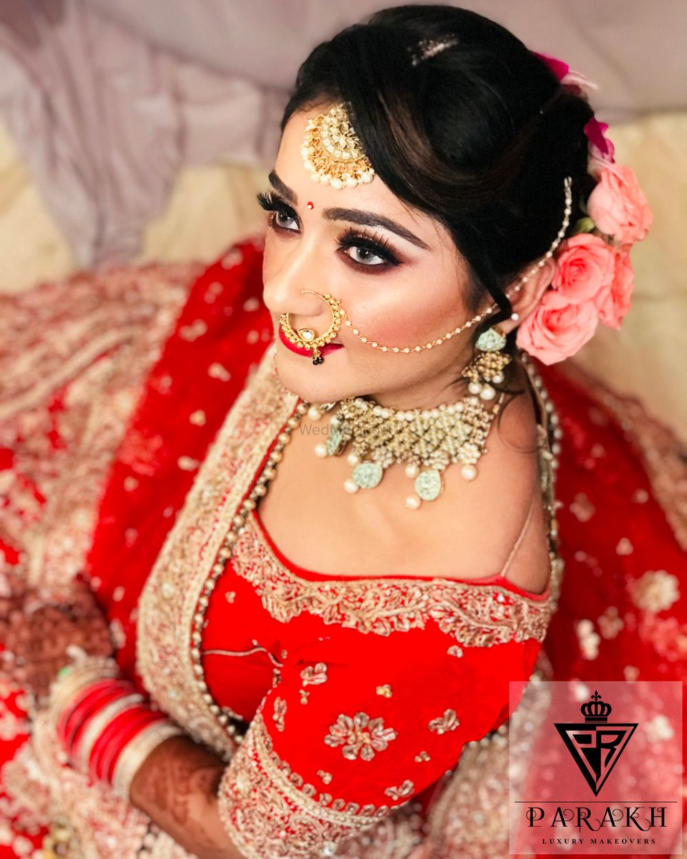 Photo From BRIDAL - By Parakh Luxury Makeovers