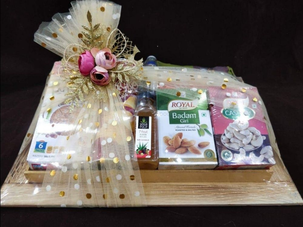 Photo From return gift hampers - By Indera Printers