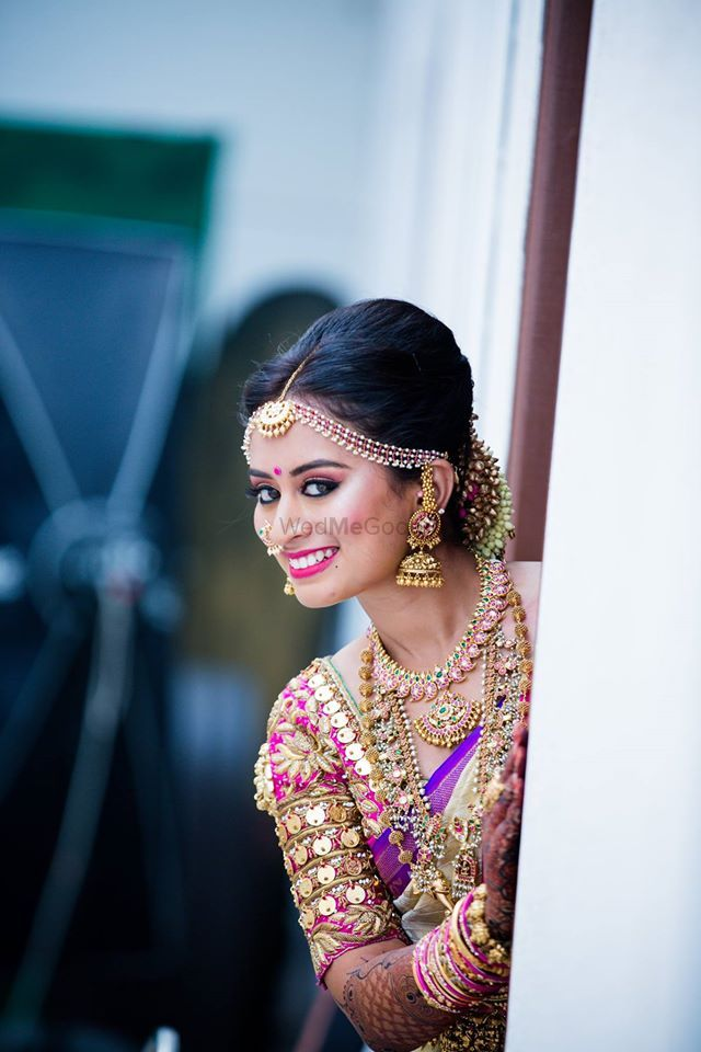 Photo of South Indian bride