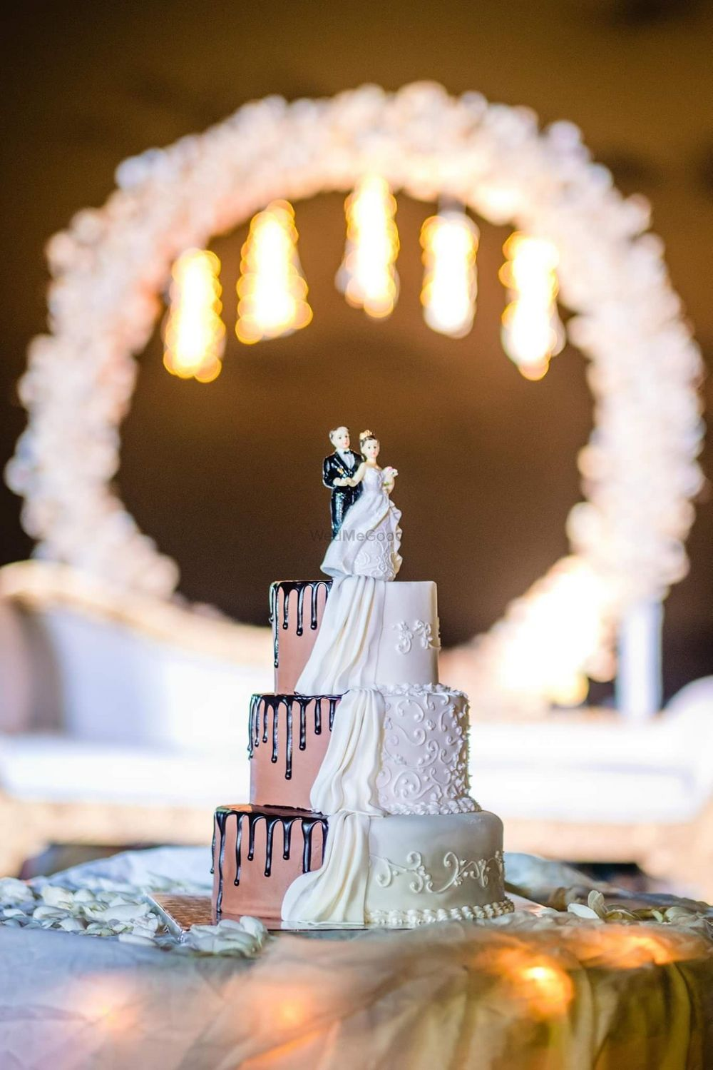 Photo of wedding day cake ideas