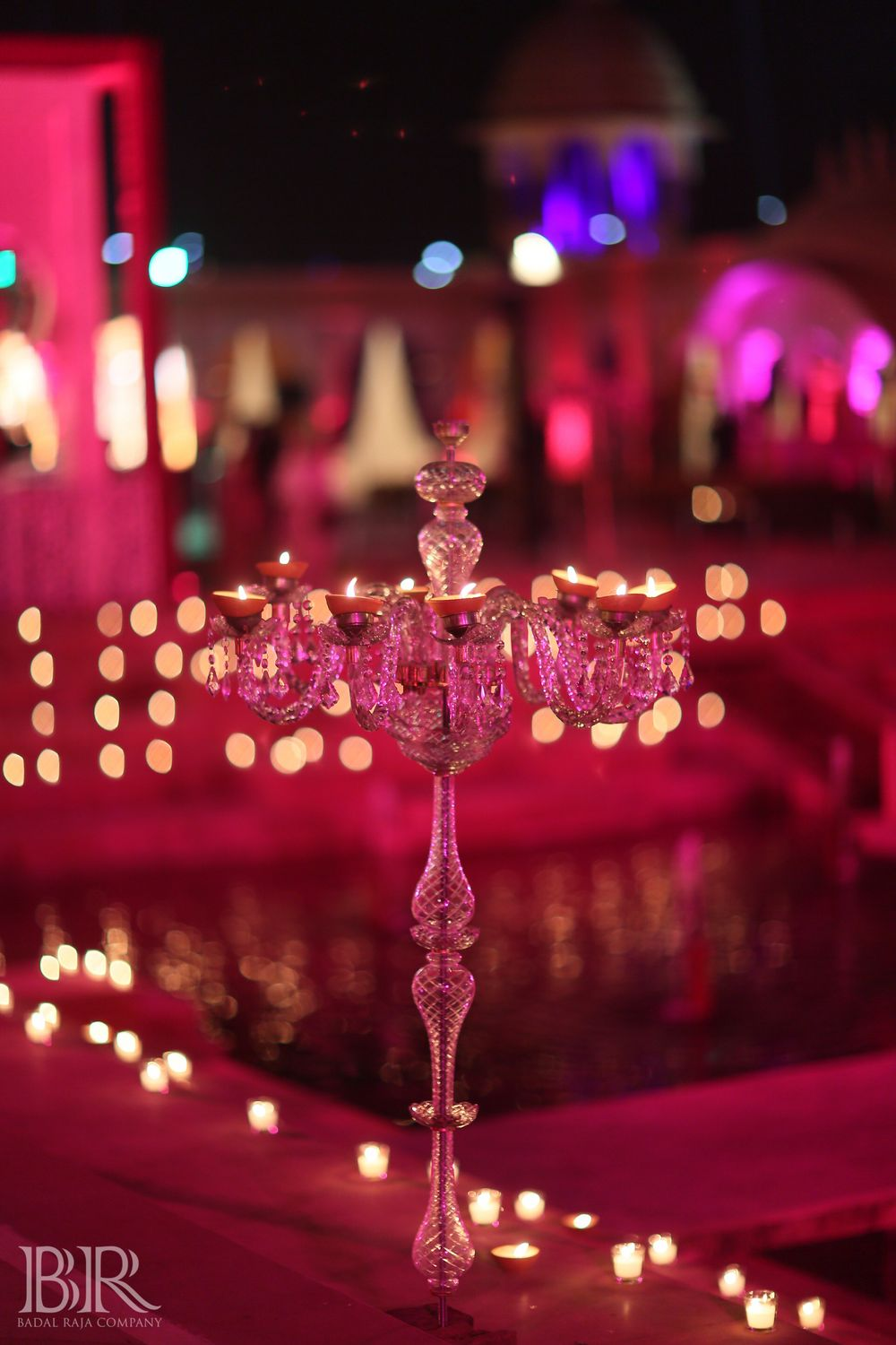 Photo From The Royal Retreat - Sangeet  - By Gautmi Khanna Designs