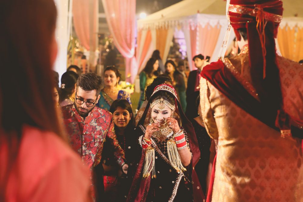 Photo From Yumi x Ankit  - By The Wedding Capturers