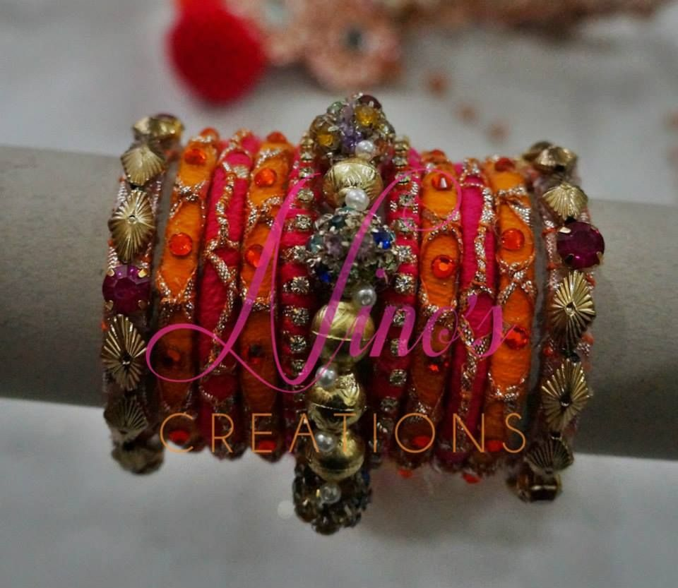 Photo From Bangles - By Ninos Creations