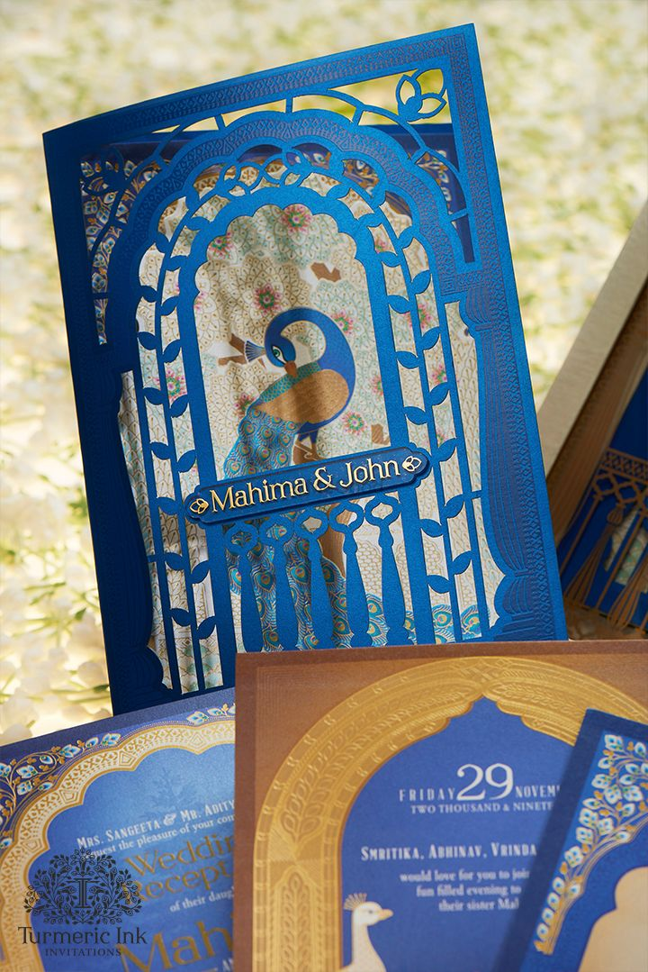 Photo From MAHIMA & JOHN - By Turmeric Ink Invitations and Stationery