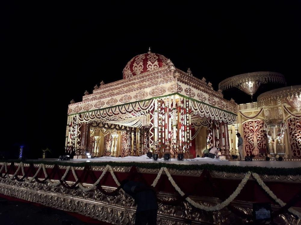 Photo From Big Fat Telugu wedding  - By Eventology