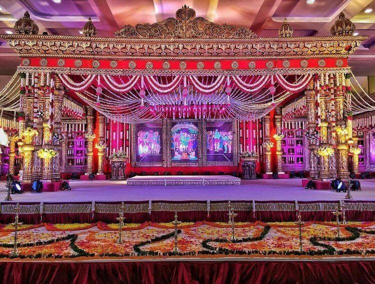 Photo From Mandap sets  - By Eventology