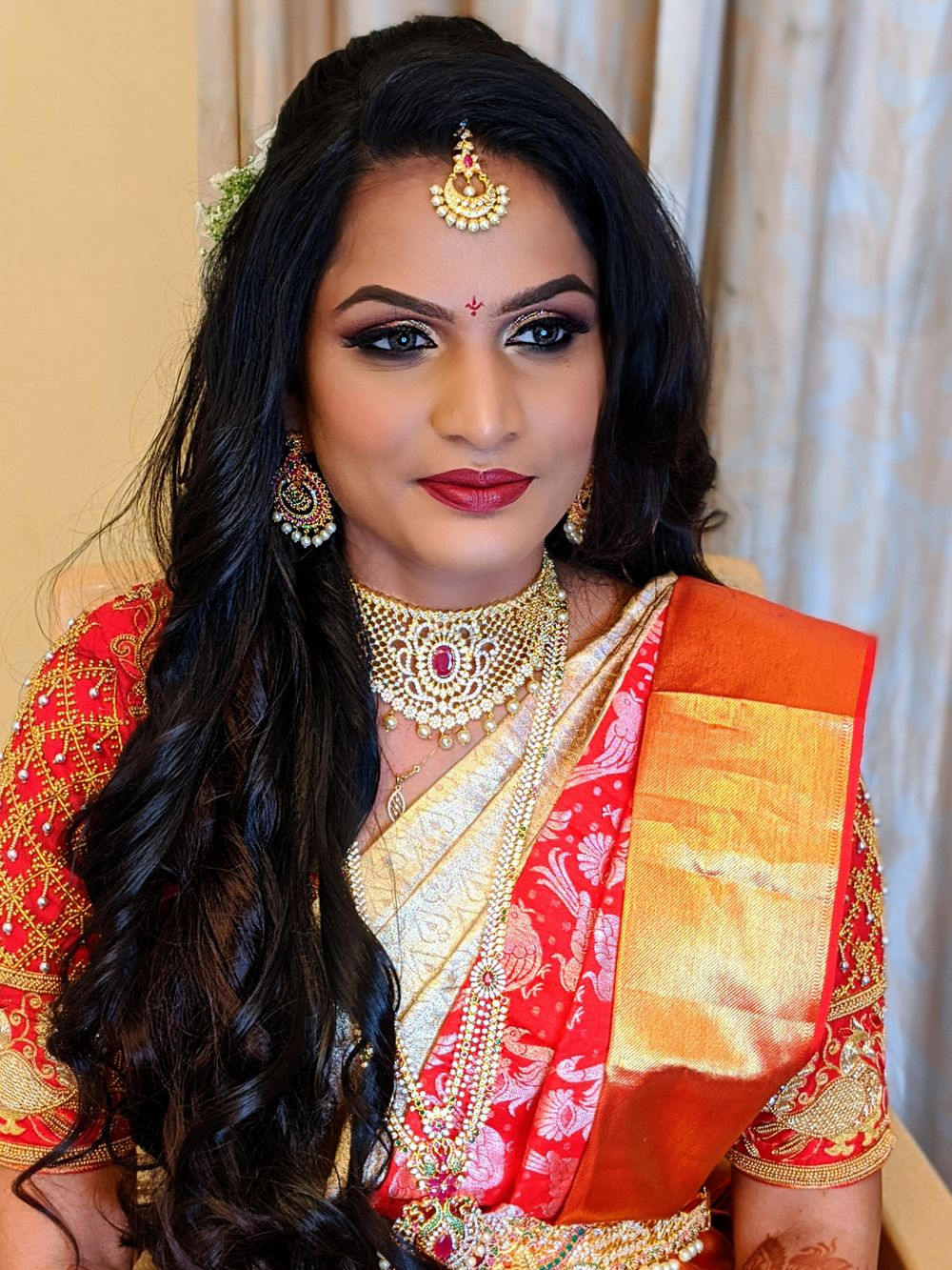 Photo From Reception Makeup Look - By Makeup by Disha