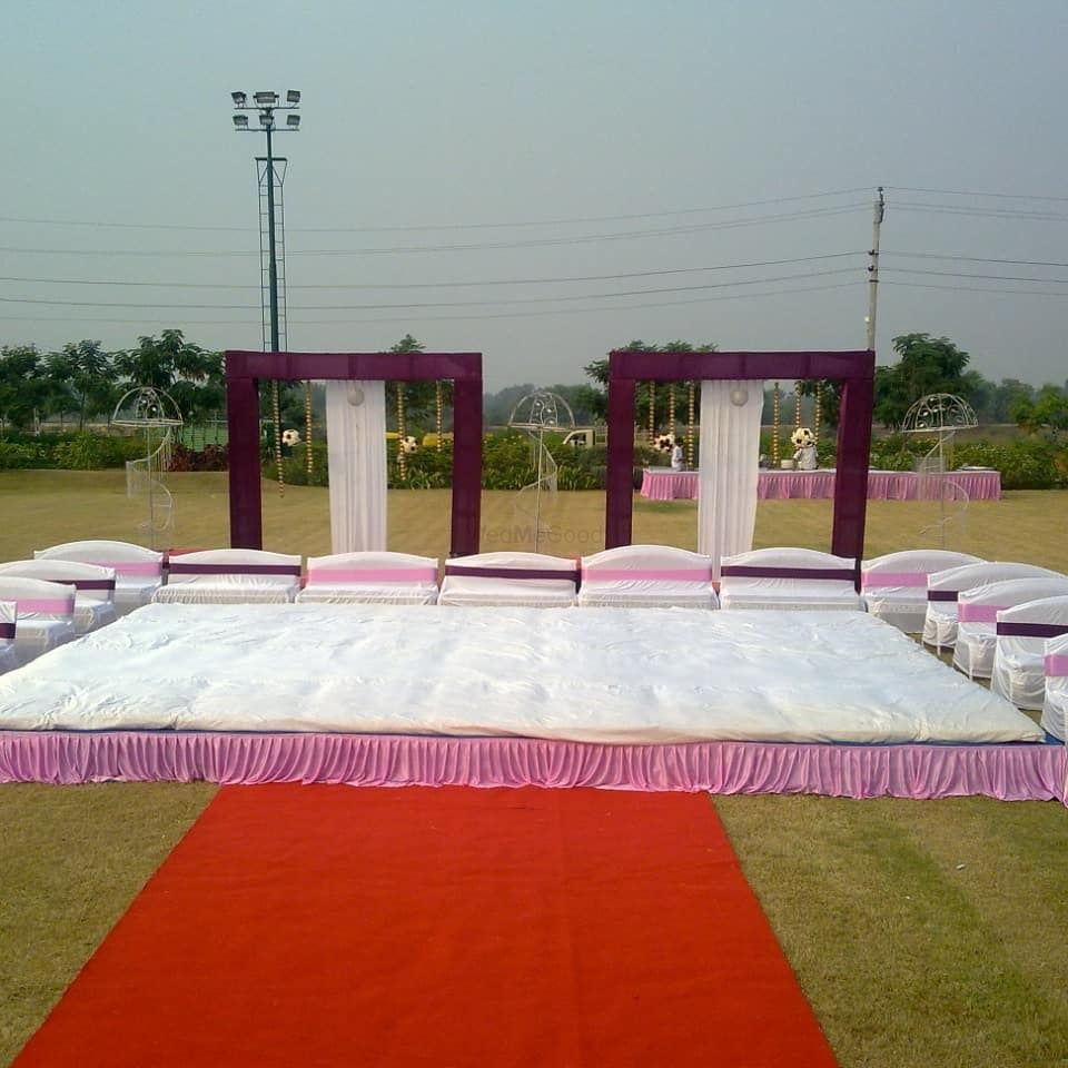 Photo From wedding area - By Aangi Events