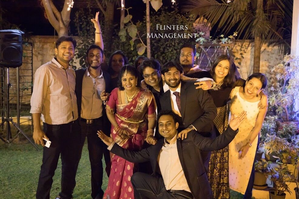 Photo From Anil and Aarti - By Flinters Management