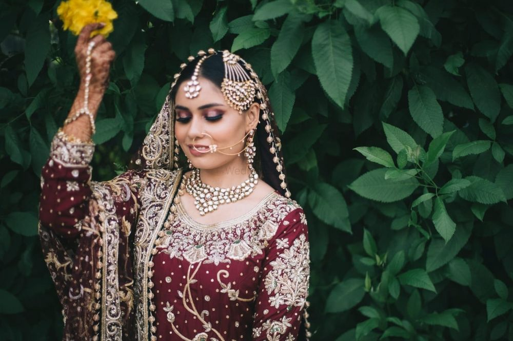 Photo From Saman Iqbal  - By Nidhi Tiwari Talwar Makeup Artist