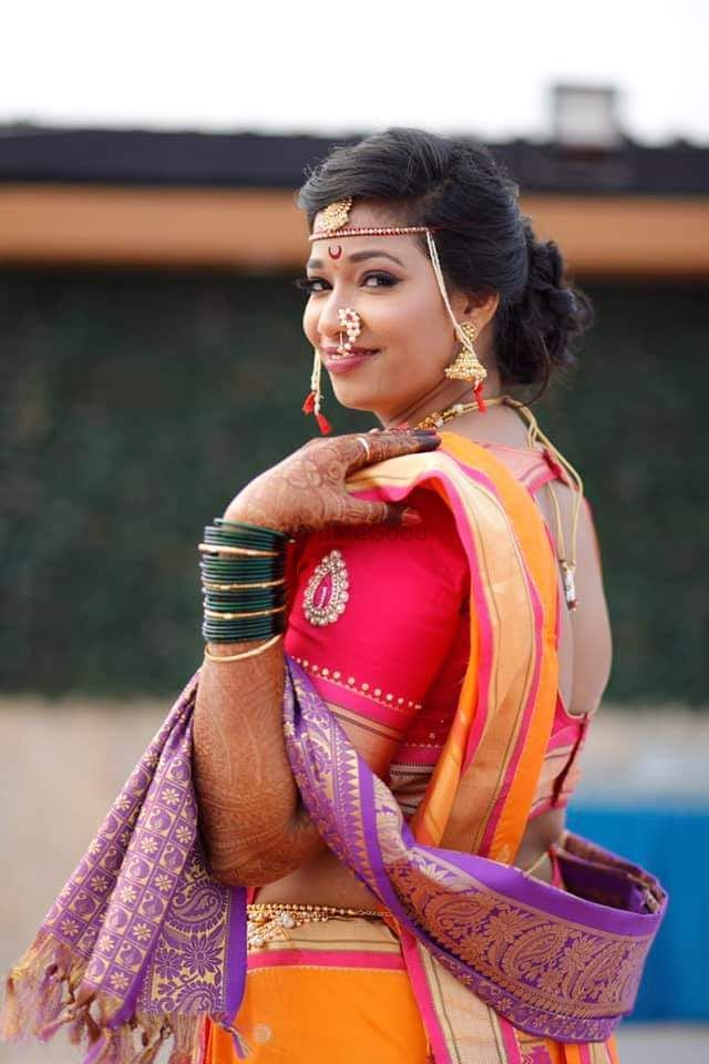 Photo From Different Marathi Brides - By KritisBride