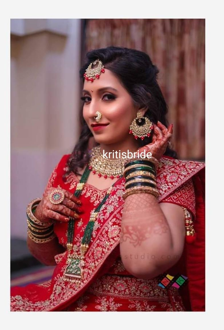 Photo From Gujrati or North Indian brides - By KritisBride