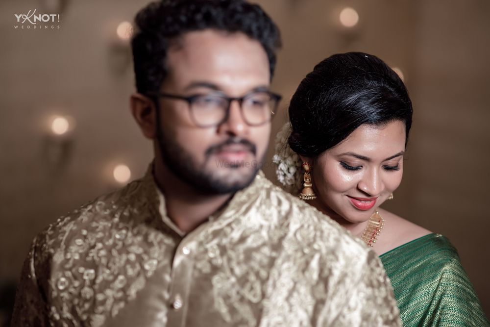 Photo From Jithin & Angel - By YKNOT Weddings