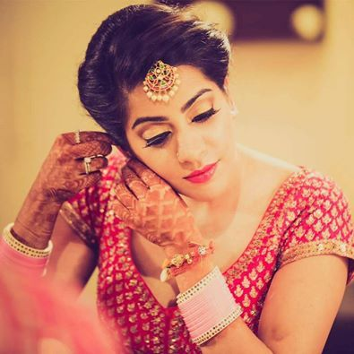 Photo From Madhuri - By Shruti and Yashaswini Bridal Makeup