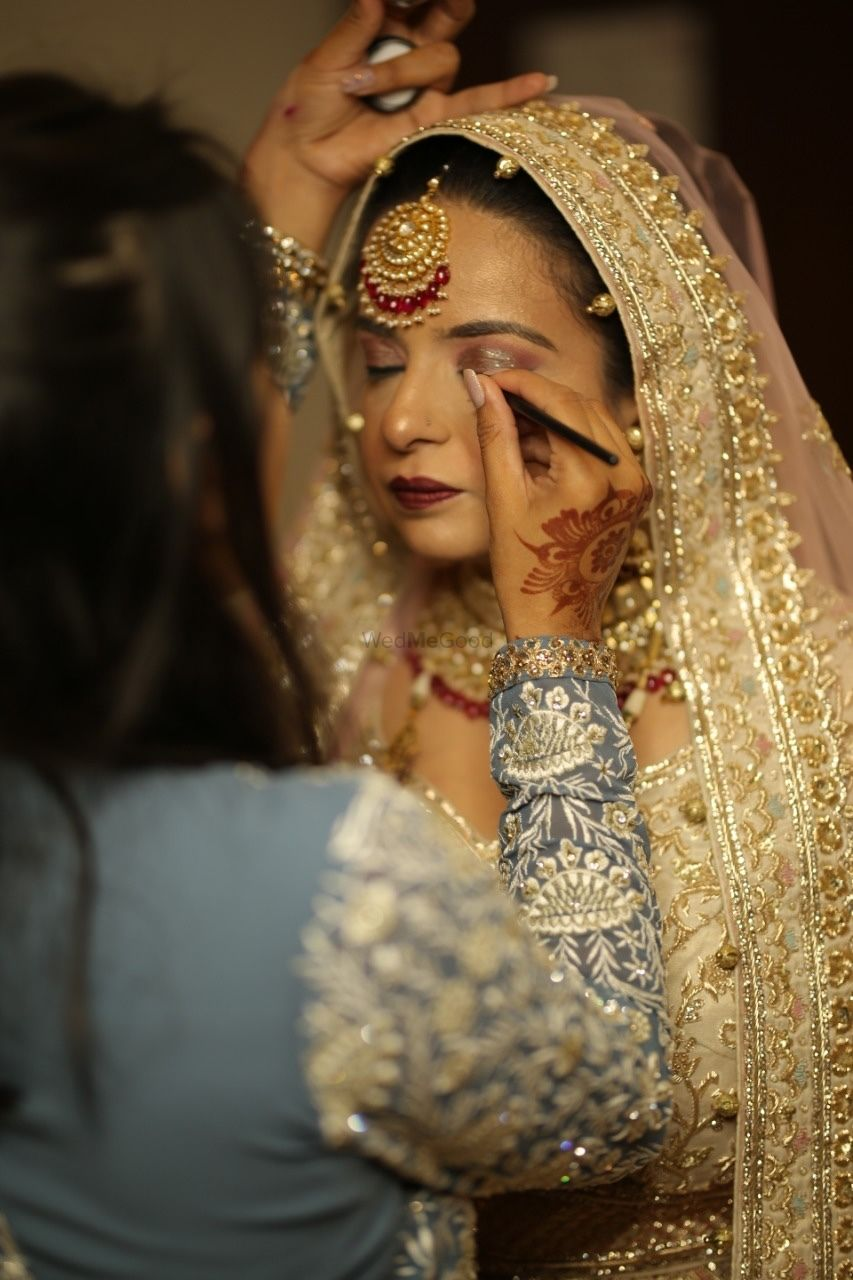 Photo From My Nri Bride From Australia - By Ammy J Makeovers