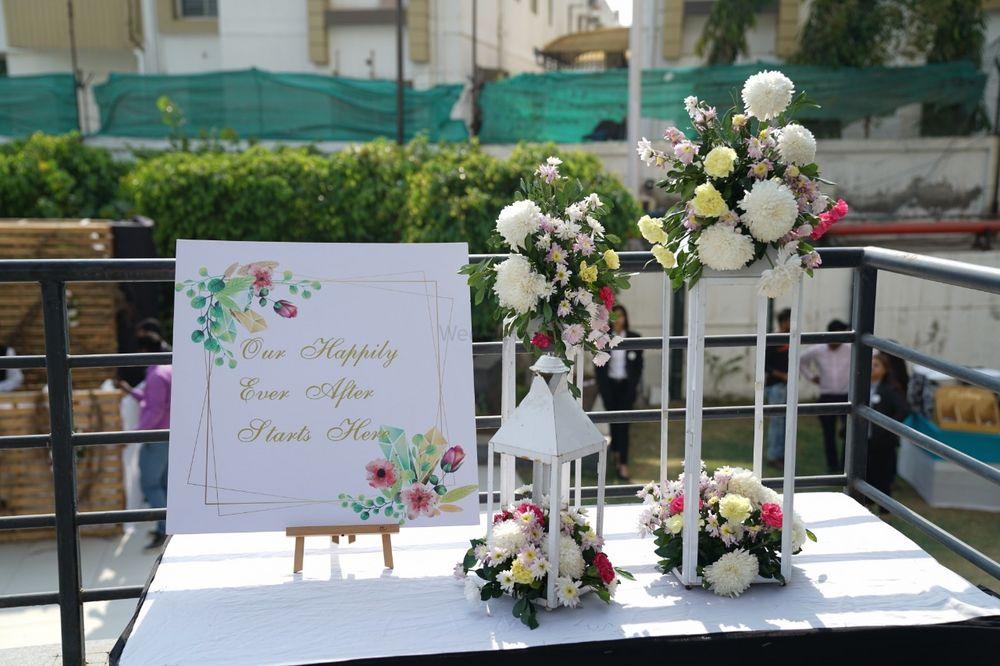 Photo From NIKHIL WEDS CHANDNI WEDDING /SPLASH PARTY - By The Shadi Vibes
