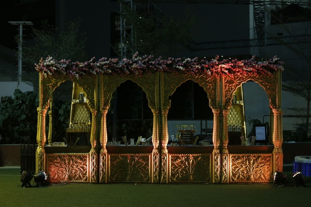 Photo From NIKHIL WEDS CHANDNI WEDDING AND RECEPTION - By The Shadi Vibes