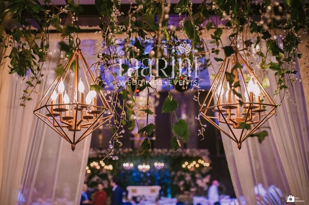 Photo From Reception celebration of Maisie & Santosh - By Taarini Weddings