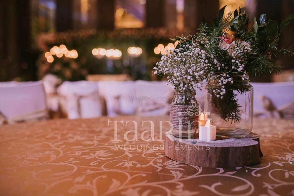 Photo From Reception celebration of Maisie & Santosh - By Taarini Weddings