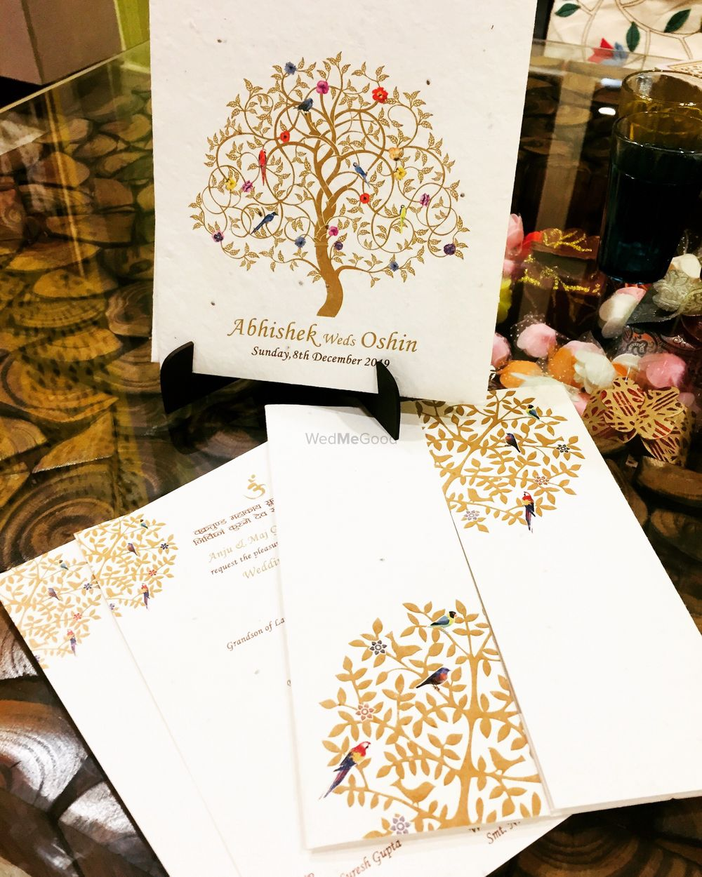 Photo From Plantable seed handmade paper invites  - By Impressive Crafts