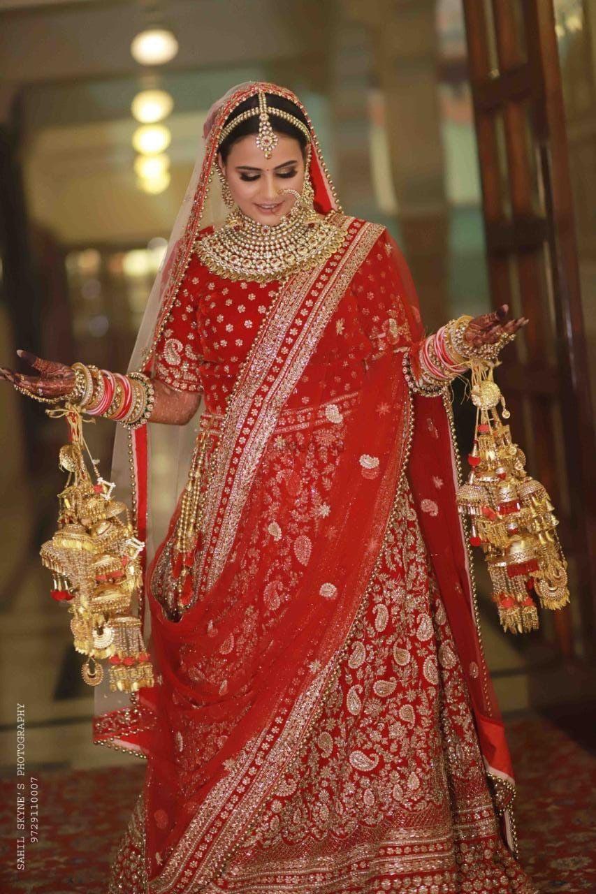 Photo From Akanksha - By Neha Devgan Makeovers