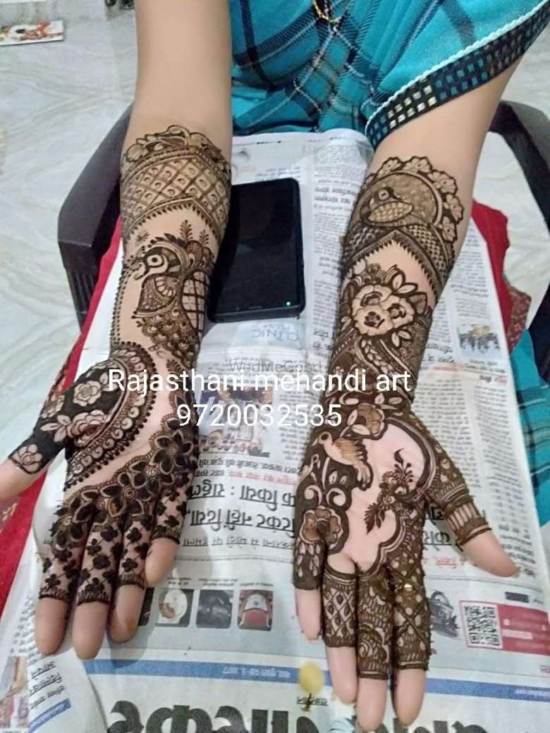 Photo From rajsthan mehandi art - By Rajasthani Mehandi Art
