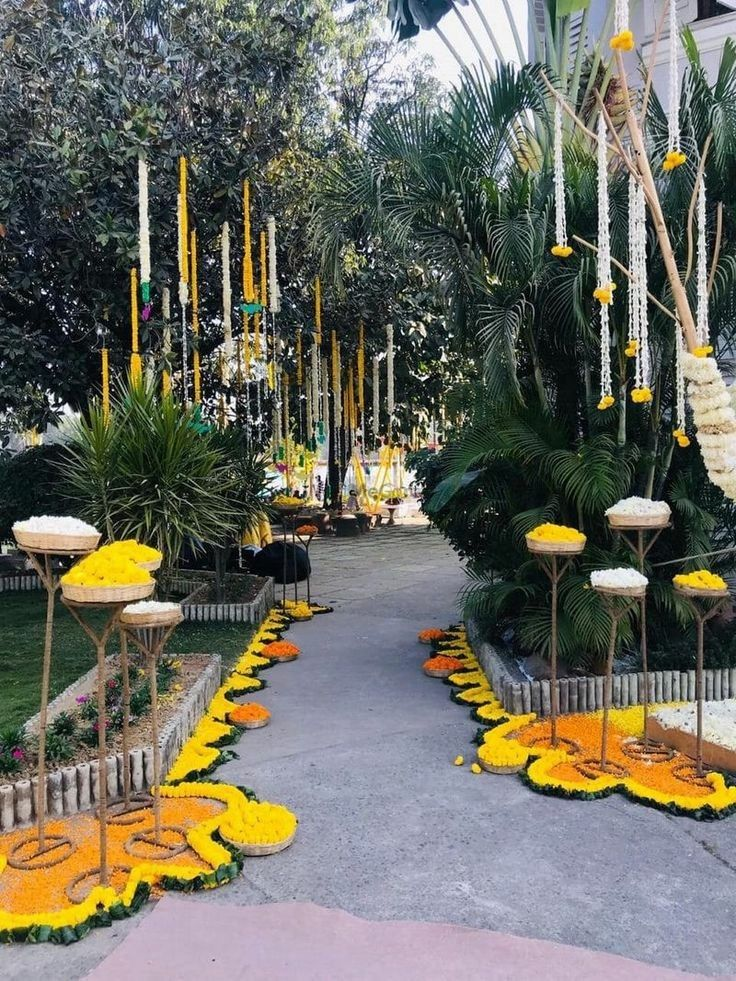 Photo From haldi ceremony! - By Occasions Decor
