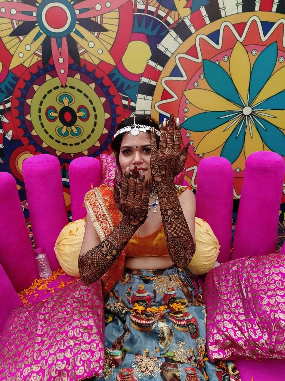 Photo From Bridal Gajal - By Lata Mehandi