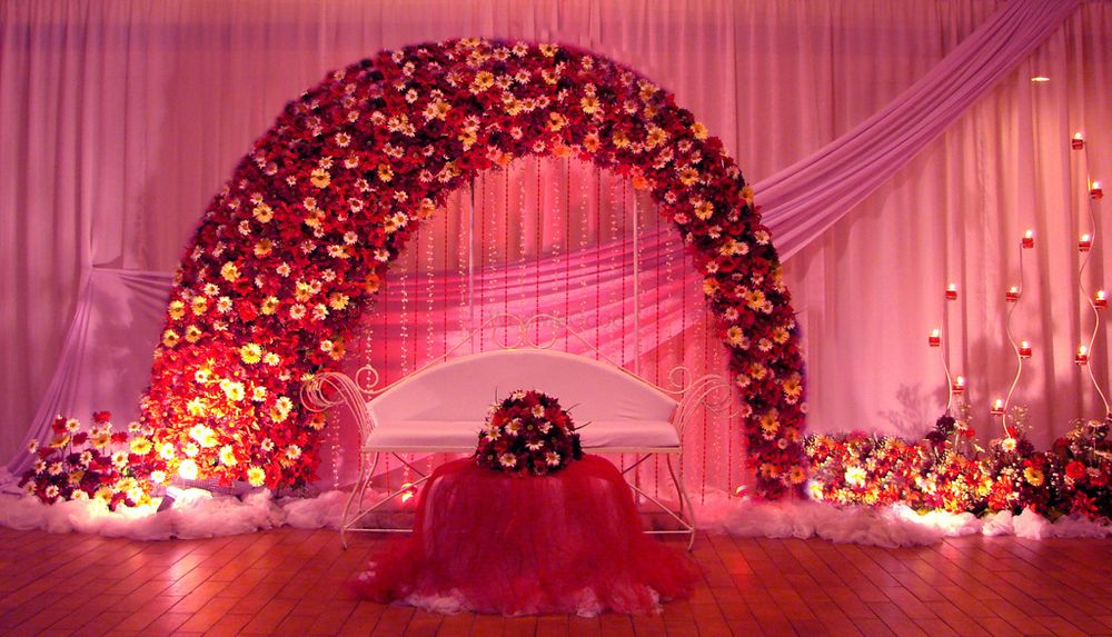 Photo From lovely florals for wedding - By Occasions Decor