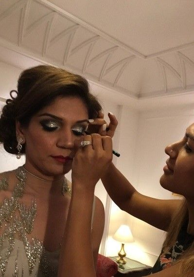 Photo From Reception/Sagan Makeup & Hair  - By Sahibba K Anand