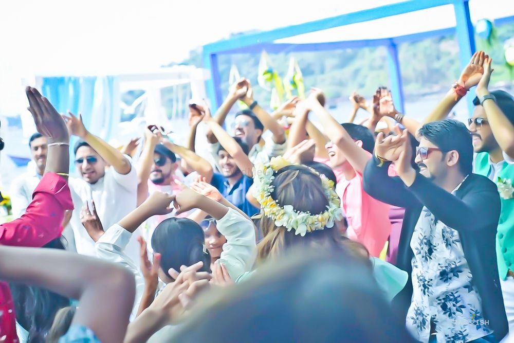 Photo From Destination Wedding In Goa - By DJ Rackish