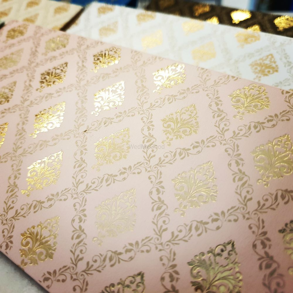 Photo From customised money envelopes - By Indera Printers