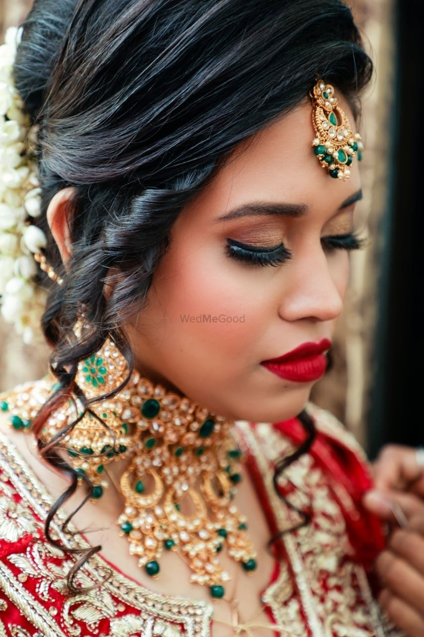 Photo From Ayesha - By Makeup by Aboli Bavkar
