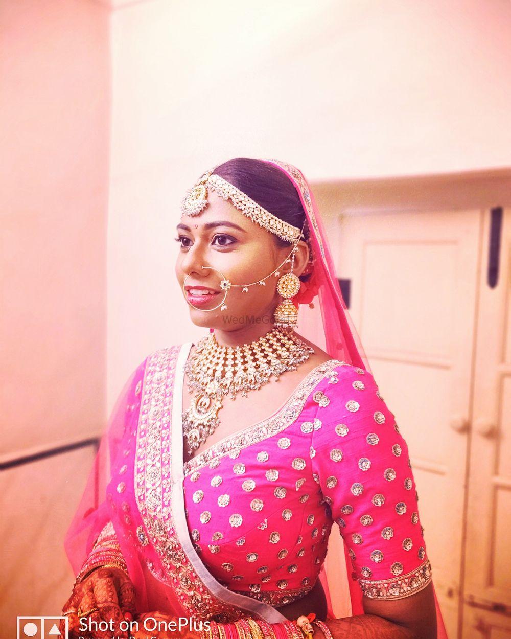 Photo From Tanya Nanda - By Yogesh Sharma Make Up Artist