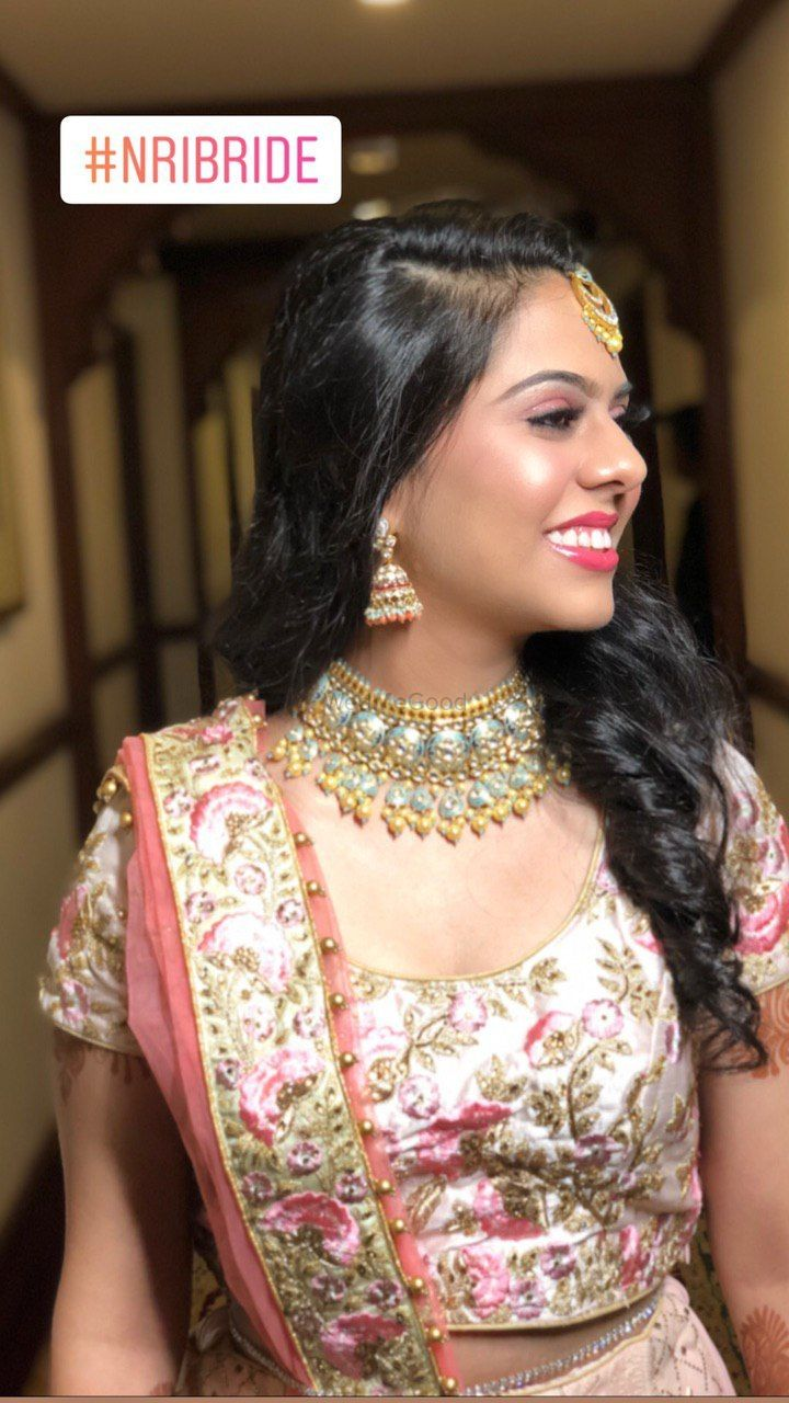 Photo From NRI Brides  - By Roopali Talwar Makeup Artist