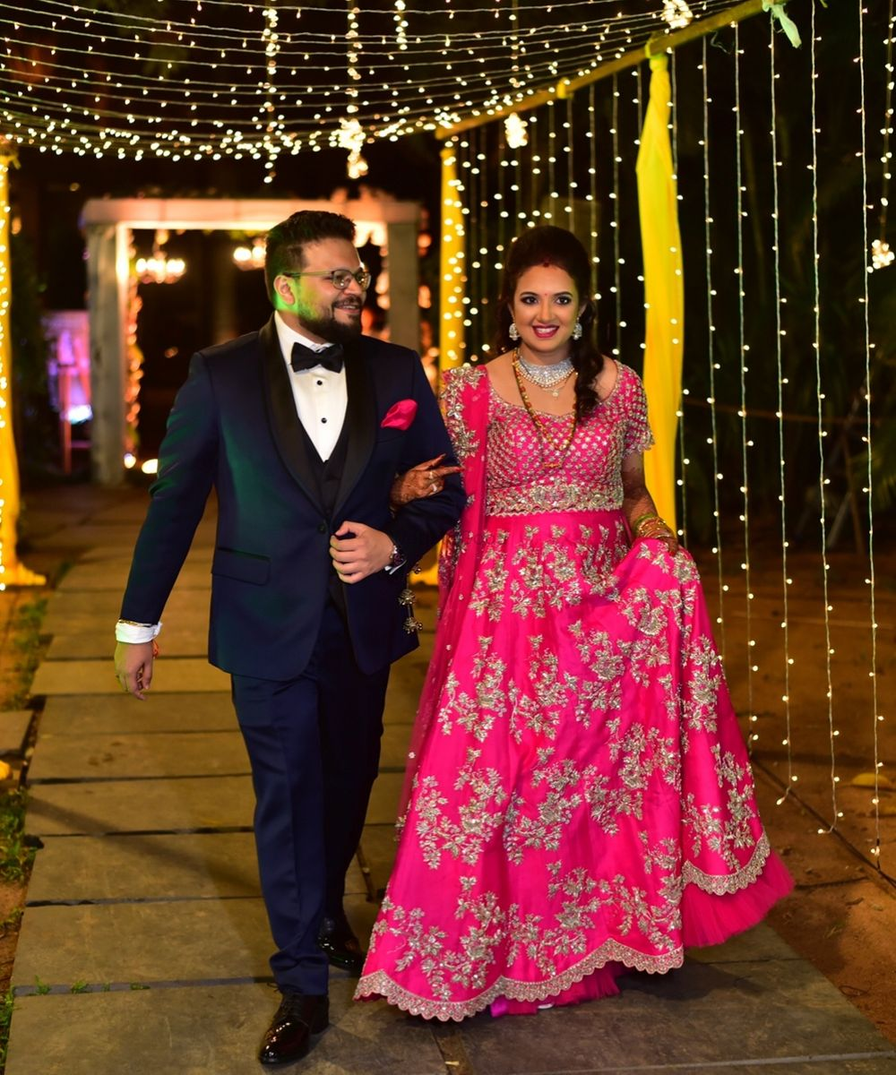 Photo From Reshma and Ankur - Reception  - By Flinters Management